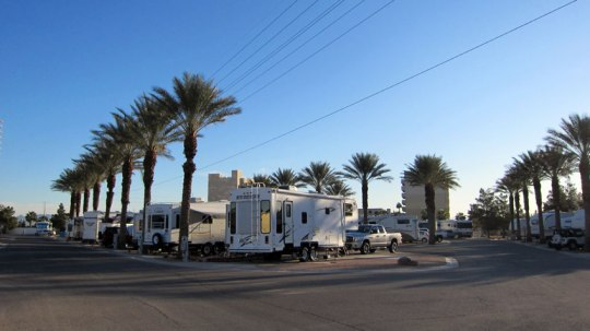 Oasis RV Resort Las Vegas