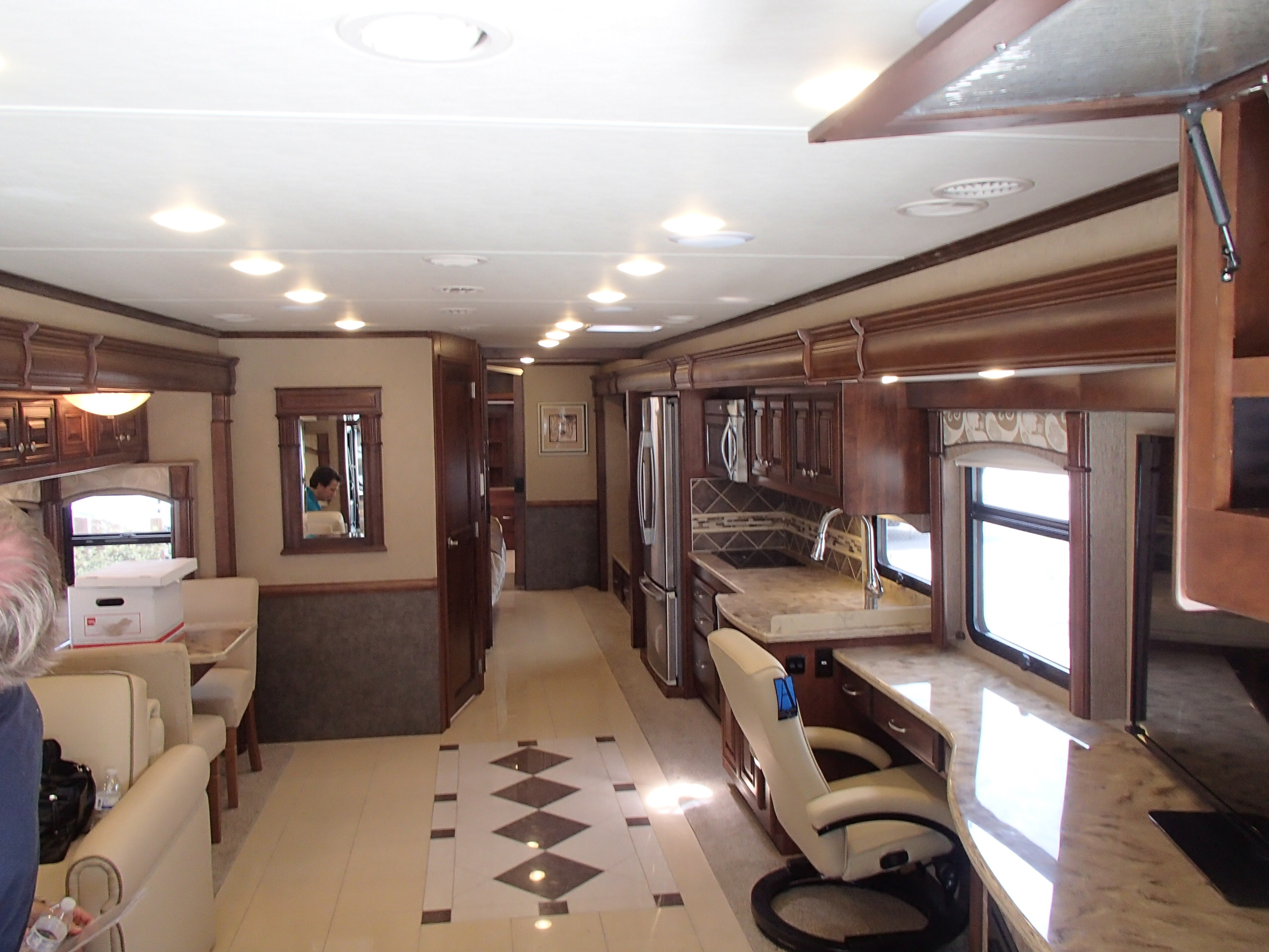 We Did What They Say Never To Do Buy A New Rv Rvluckyorwhat