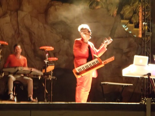 Howard and Jonathan