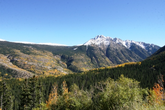 Seasons in the Rockies