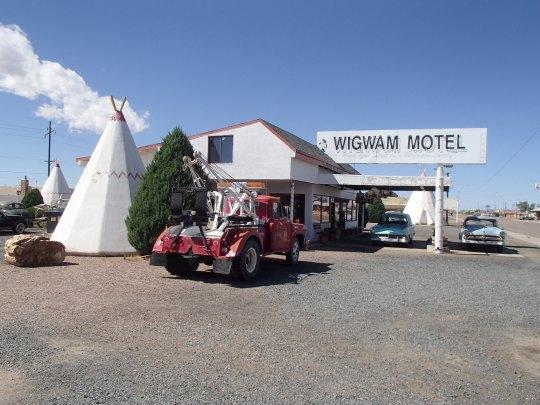 Wigwam Hotel