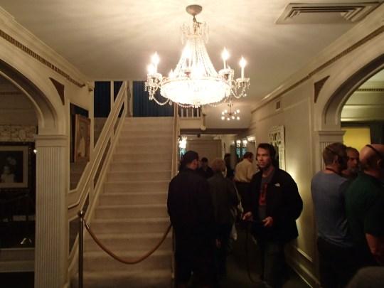 Graceland entryway