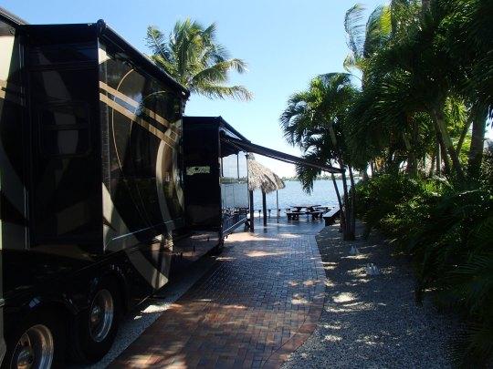 Bluewater Key Luxury RV resort