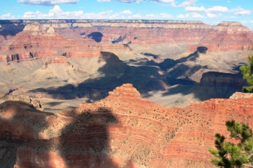 Grand Canyon South Rim, AZ. Oct. 2014.
