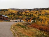Powderhorn Ski Area, Grand Mesa , Colorado. Oct. 2014.