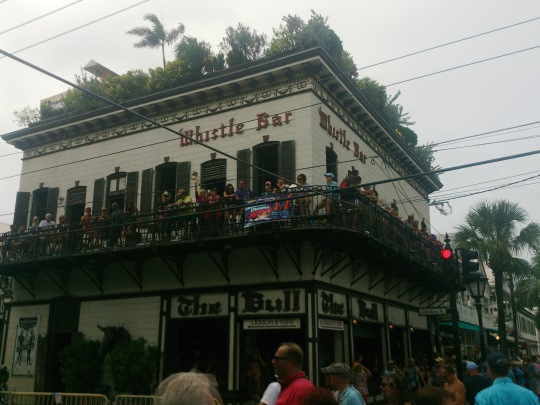 Whistle Bar, Key West
