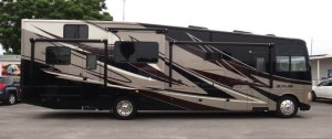 THor Outlow motorhome